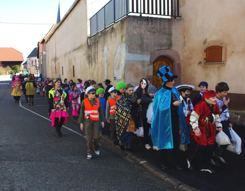 Carnaval des enfants – 24 Février 2012