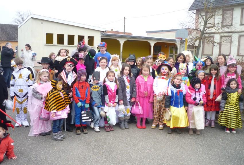 Carnaval – 4 Mars 2014