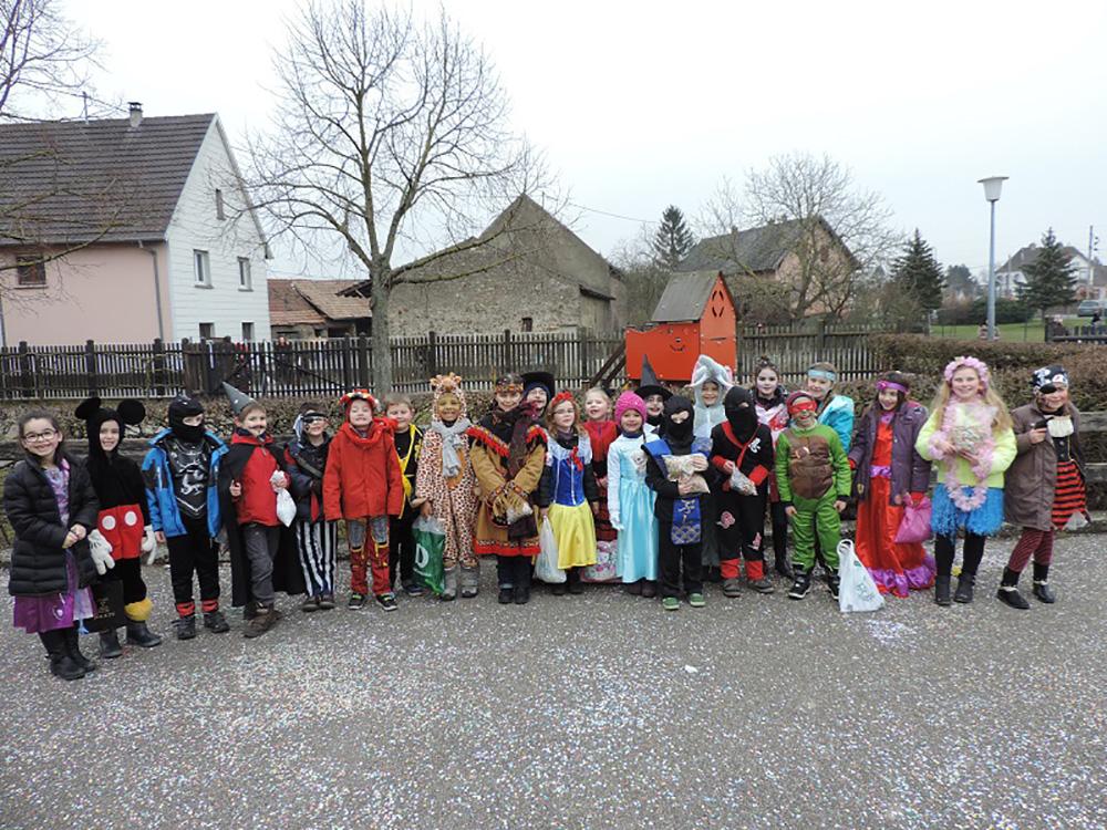 Le carnaval des écoles – Mardi 17 février 2015