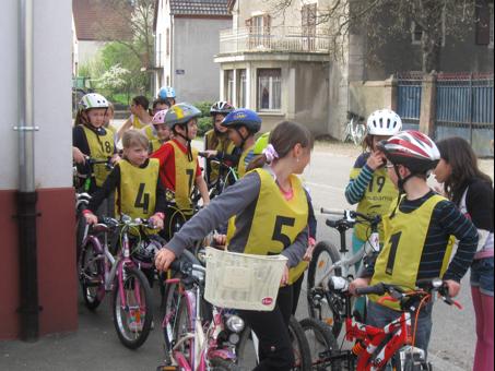 Permis vélo en poche… – 1er mars 2015