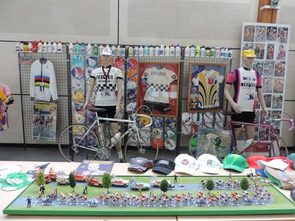 Le monde du cyclisme