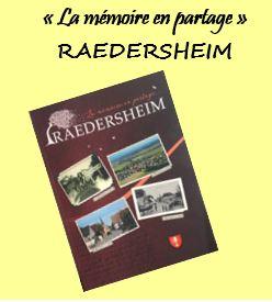 Livre de Raedersheim – disponible le 8 novembre